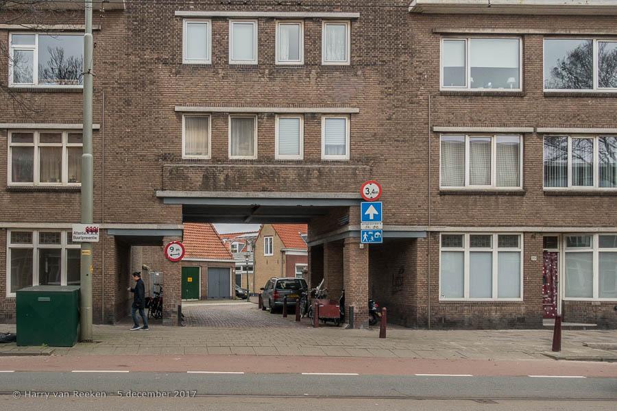 Jurriaan Kokstraat - Korendijkstraat