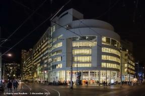 Kalvermarkt - Stadhuis - Spui 151203 21434