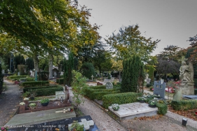 Kerkhoflaan - R.K. begraafplaats - Archipelbuurt -10