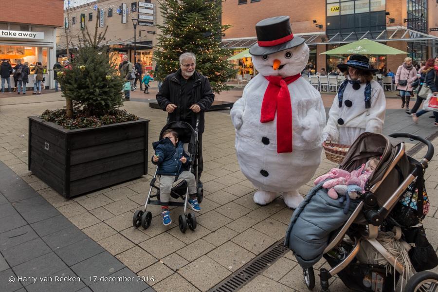 Kerst in Winkelcentrum In de Bogaard-1