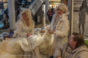 Kerst in Winkelcentrum In de Bogaard-3
