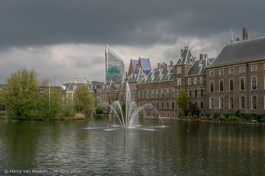 Koninginnedag 2005 Den Haag (13 van 21)