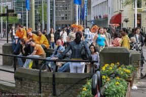 Koninginnedag 2005 Den Haag (16 van 21)