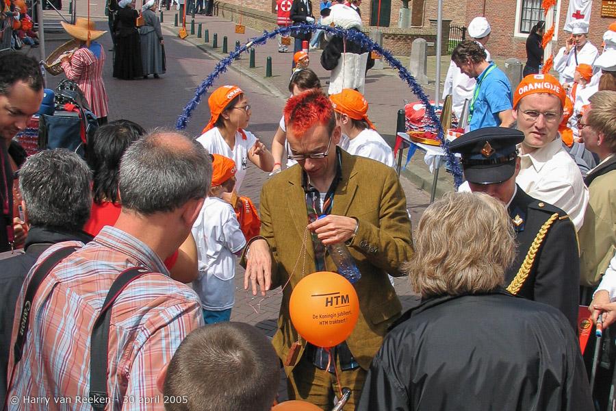 Koninginnedag 2005 Scheveningen (10 van 59)