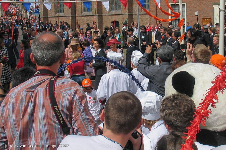 Koninginnedag 2005 Scheveningen (18 van 59)