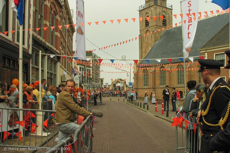 Koninginnedag 2005 Scheveningen (2 van 59)