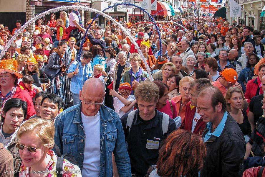 Koninginnedag 2005 Scheveningen (20 van 59)