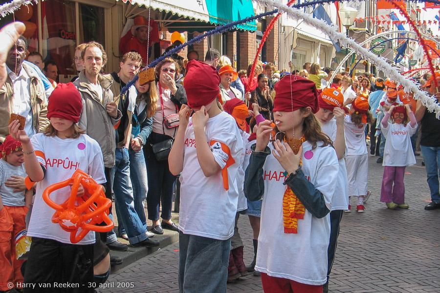 Koninginnedag 2005 Scheveningen (22 van 59)