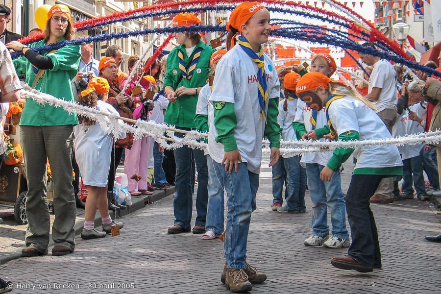 Koninginnedag 2005 Scheveningen (24 van 59)
