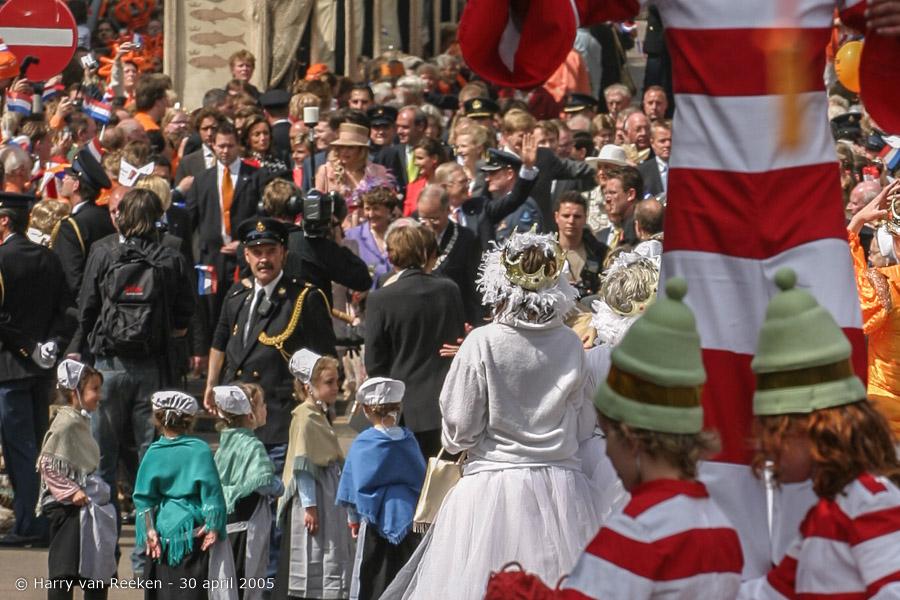 Koninginnedag 2005 Scheveningen (32 van 59)