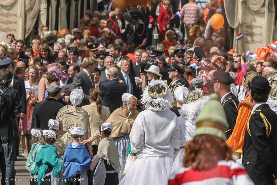 Koninginnedag 2005 Scheveningen (33 van 59)