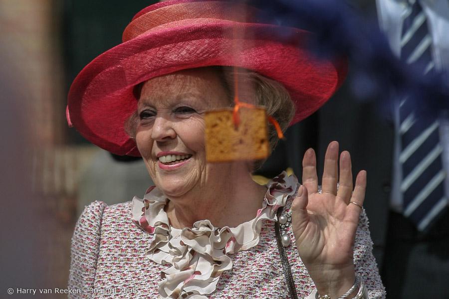 Koninginnedag 2005 Scheveningen (34 van 59)