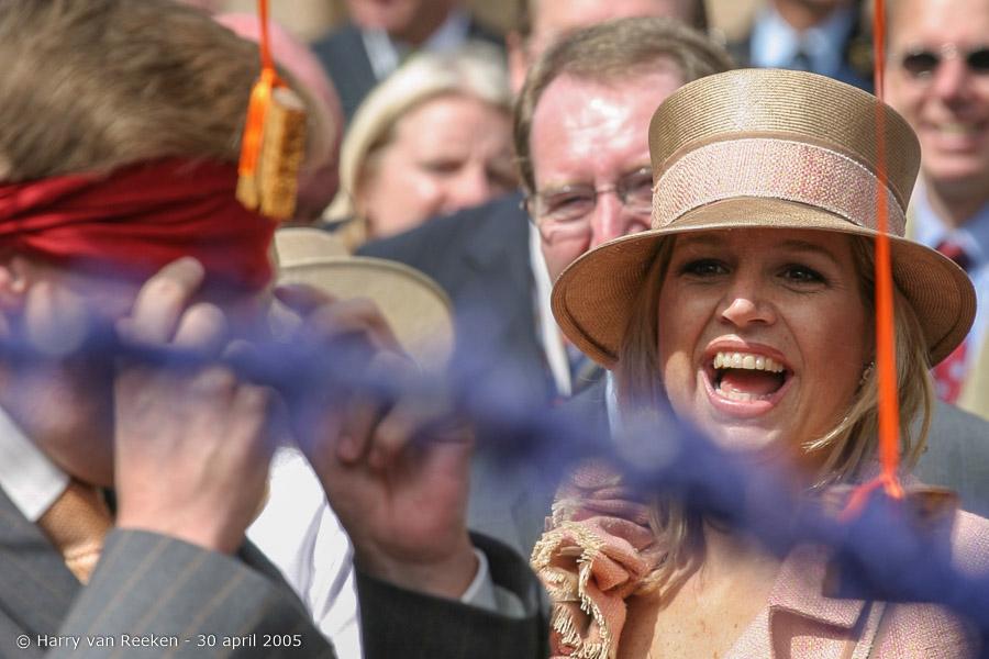 Koninginnedag 2005 Scheveningen (37 van 59)