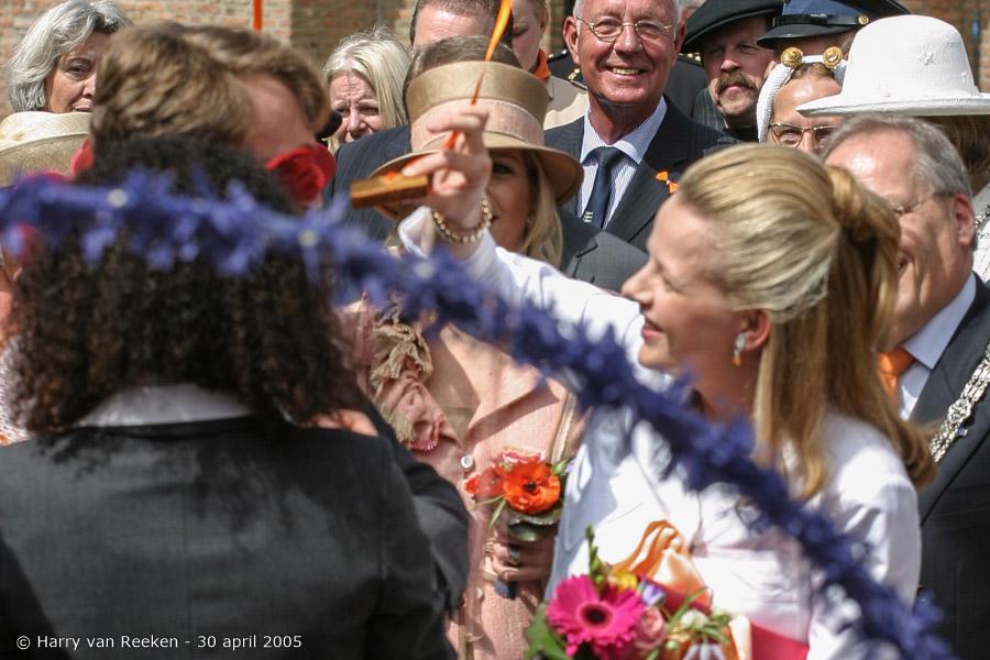 Koninginnedag 2005 Scheveningen (39 van 59)
