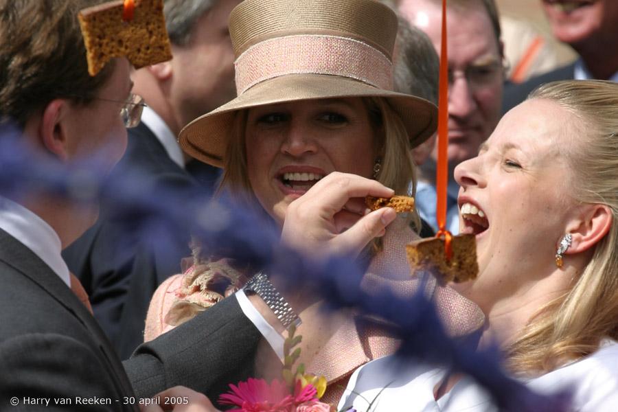 Koninginnedag 2005 Scheveningen (41 van 59)