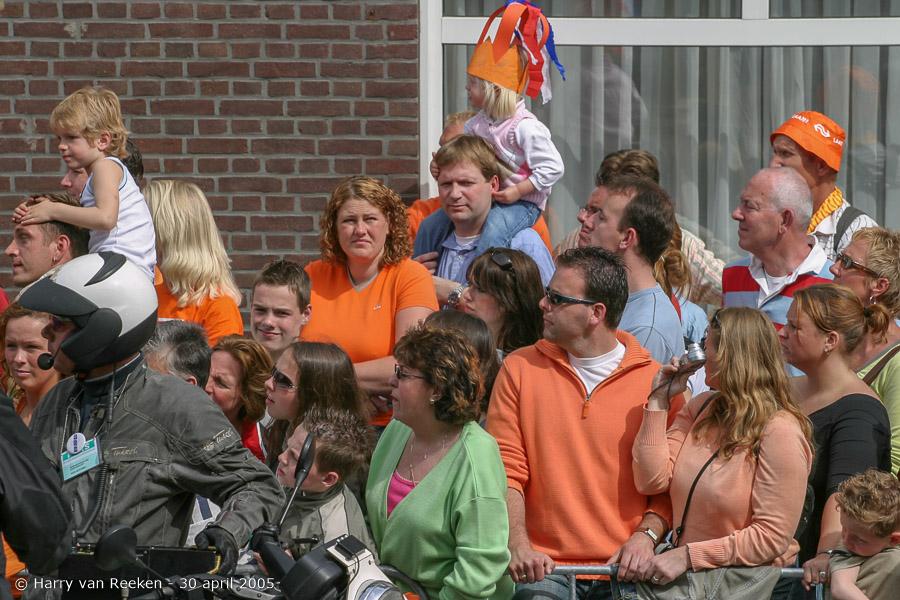 Koninginnedag 2005 Scheveningen (45 van 59)