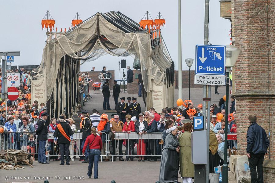 Koninginnedag 2005 Scheveningen (5 van 59)