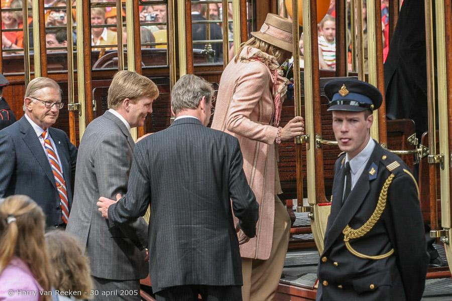 Koninginnedag 2005 Scheveningen (50 van 59)