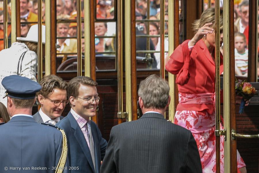 Koninginnedag 2005 Scheveningen (51 van 59)