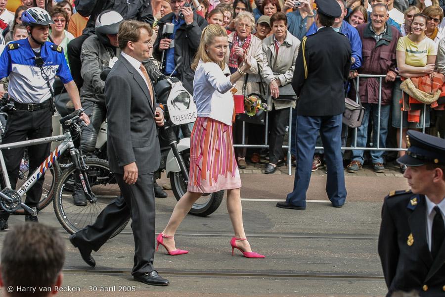 Koninginnedag 2005 Scheveningen (52 van 59)