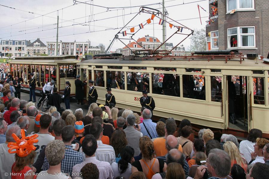 Koninginnedag 2005 Scheveningen (54 van 59)