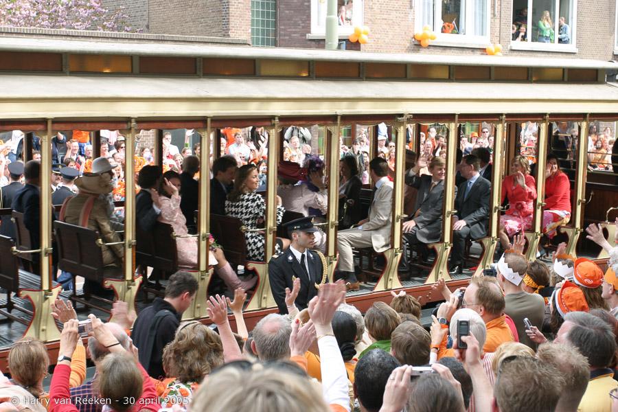 Koninginnedag 2005 Scheveningen (57 van 59)