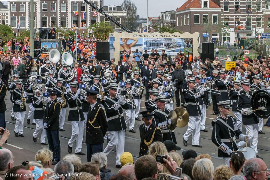 Koninginnedag 2005 Scheveningen (59 van 59)