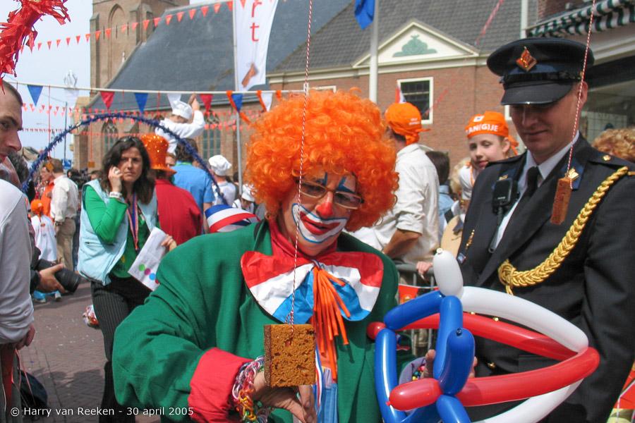 Koninginnedag 2005 Scheveningen (6 van 59)