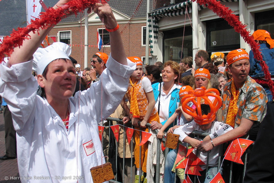 Koninginnedag 2005 Scheveningen (7 van 59)