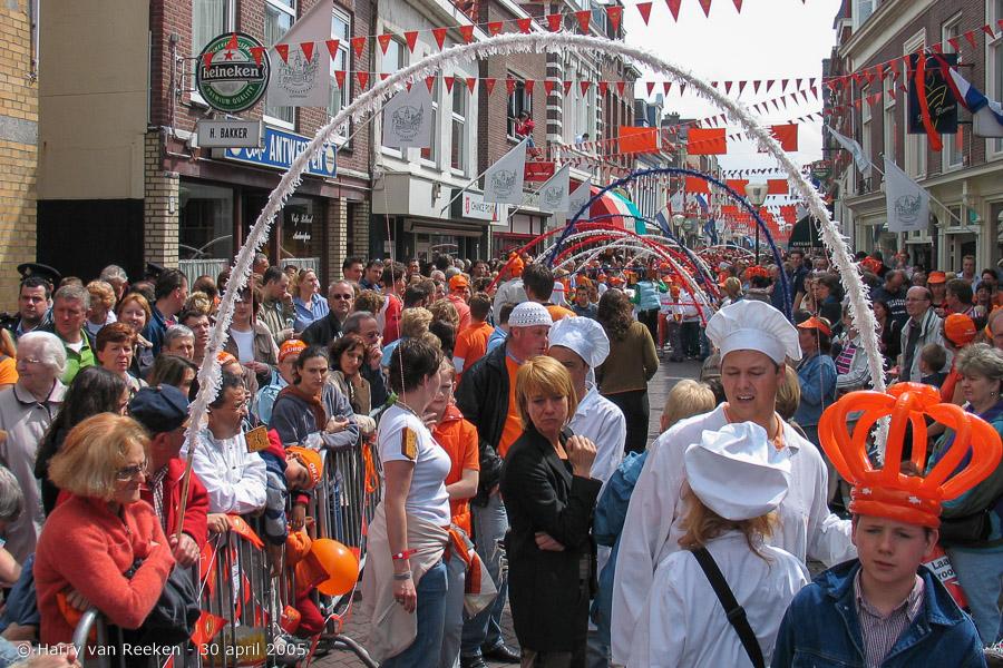 Koninginnedag 2005 Scheveningen (8 van 59)