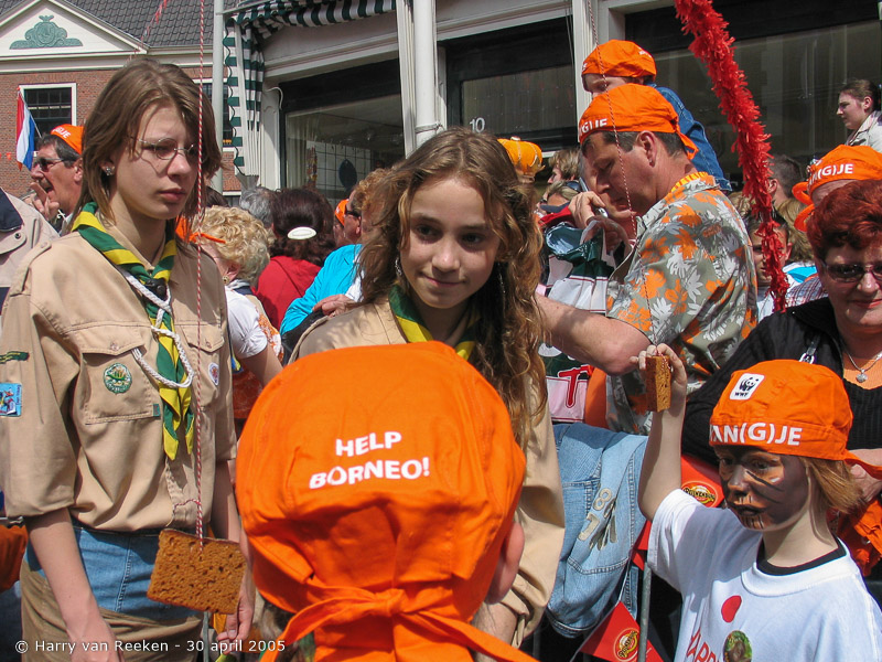 Koninginnedag 2005 Scheveningen (9 van 59)