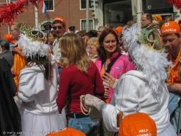 Koninginnedag 2005 Scheveningen (11 van 59)