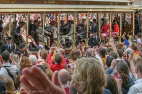 Koninginnedag 2005 Scheveningen (56 van 59)