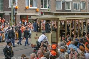 Koninginnedag 2005 Scheveningen (58 van 59)