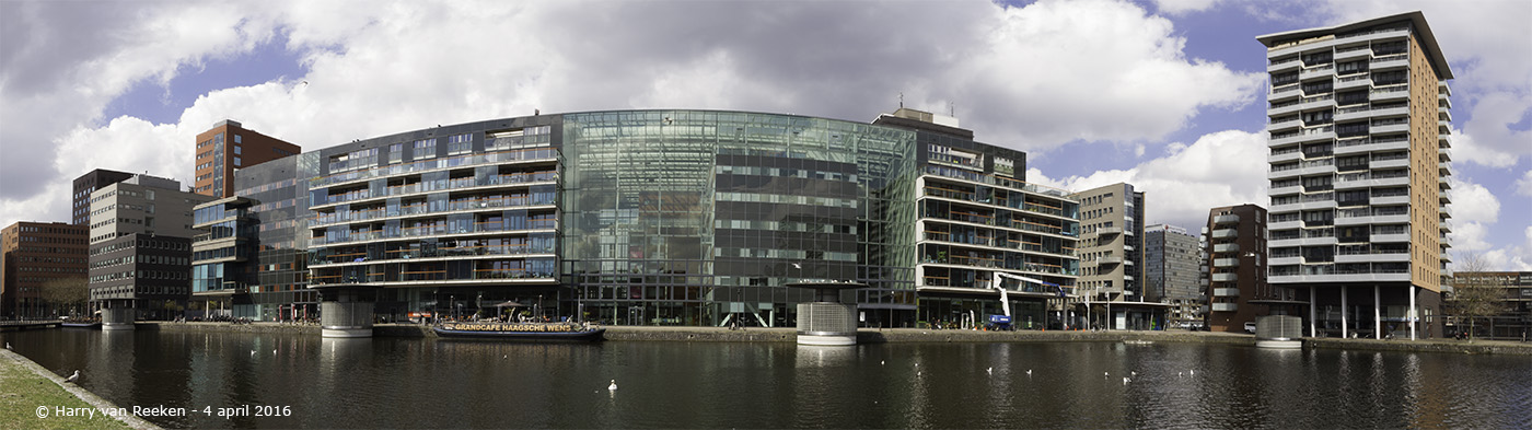 Leeghwaterkade - panorama