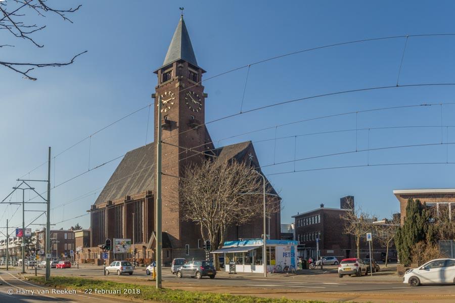 Laan van Meerdervoort-Hervormde Gemeente - Bethlehemkerk-01-Pano