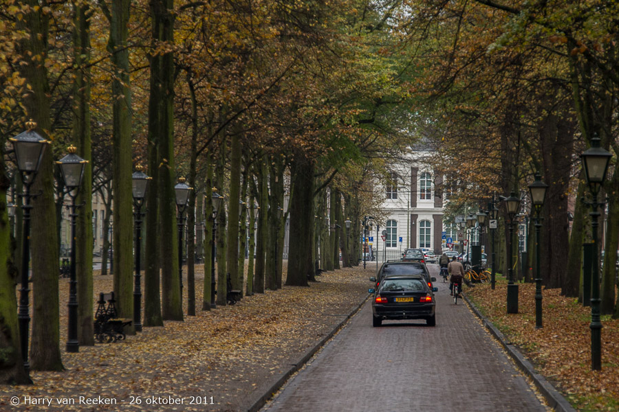 Lange Voorhout-26 oktober 2011-1