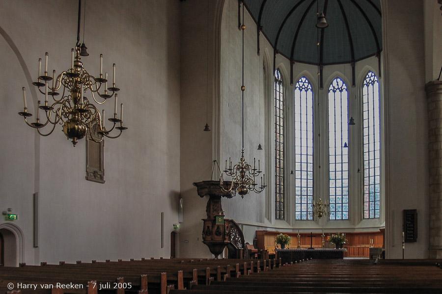 Lange Voorhout-Kloosterkerk-7 juli 2005-1