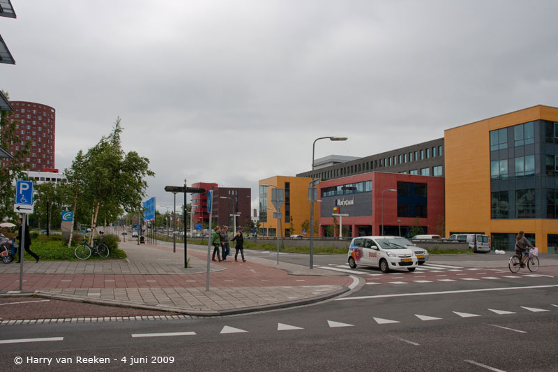 Leeghwaterplein - ROC Mondriaan