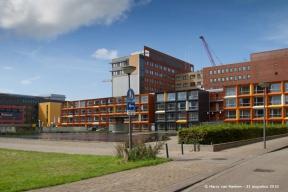 Leeghwaterplein - Studentenwoningen