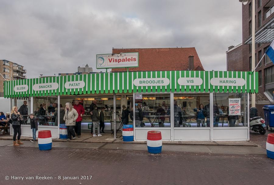 Lelykade, dr. - Tweede Binnenhaven-Het Vispaleis - Scheveningen-1