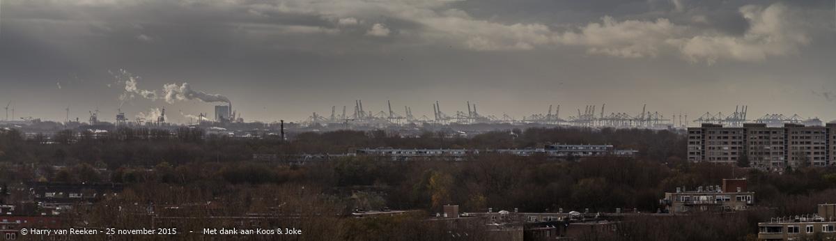 Europort Rotterdam va einde Leyweg - pan-1-2