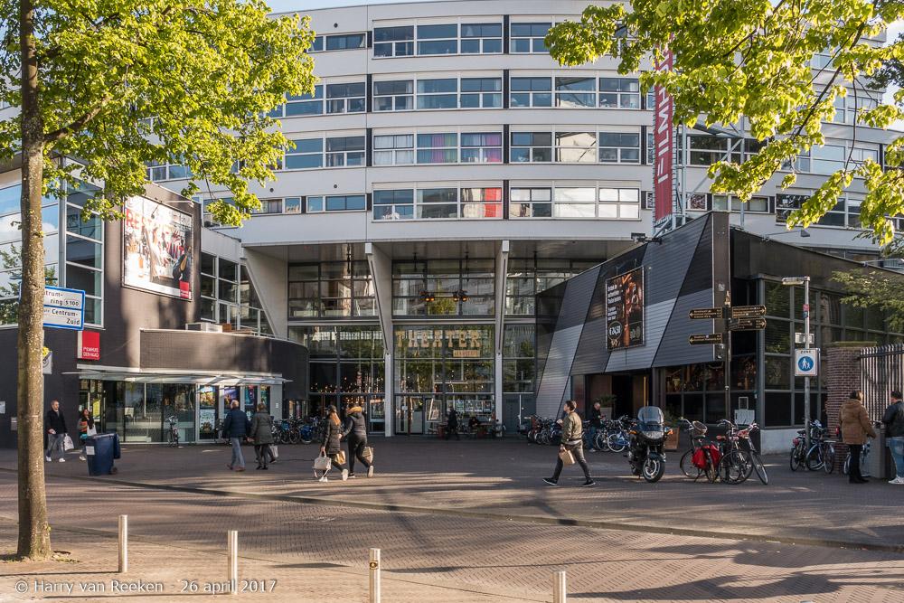 Theater aan het Spui-Welkomsborrel