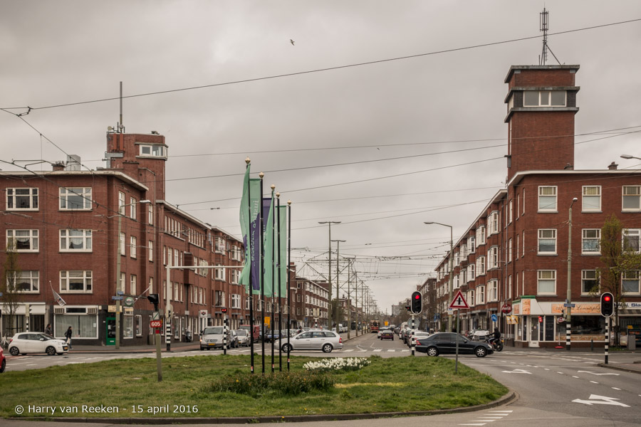Lorentzplein - Oudemansstraat-1