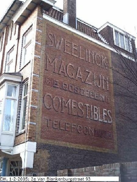 2e Van Blankenburgstraat