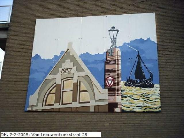 Leeuwenhoekstraat, van 28