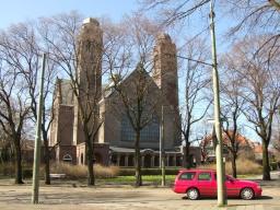 Nieuwe Duinweg - kerk-1
