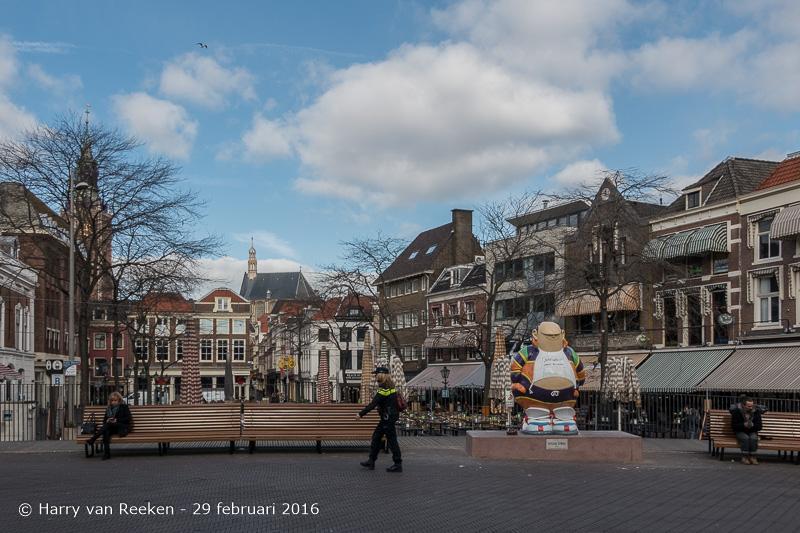 Den Haag - Grote Markt - Haagse Harry-1
