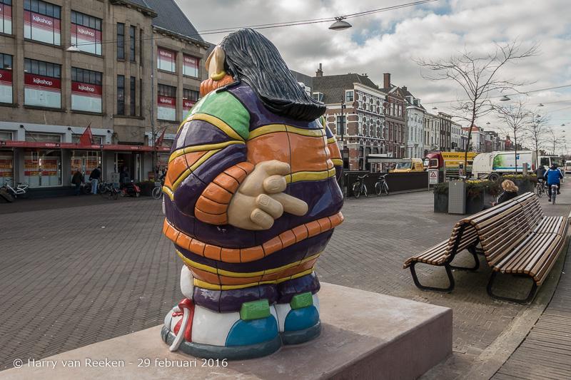 Den Haag - Grote Markt - Haagse Harry-4