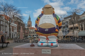 Den Haag - Grote Markt - Haagse Harry-6